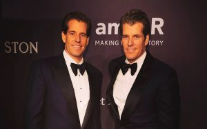 Winklevoss twins crypto investments